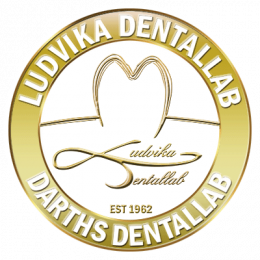 Ludvika Dentallab Logotyp